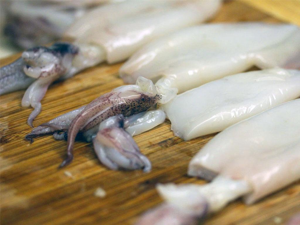 Ricette con calamari grandi