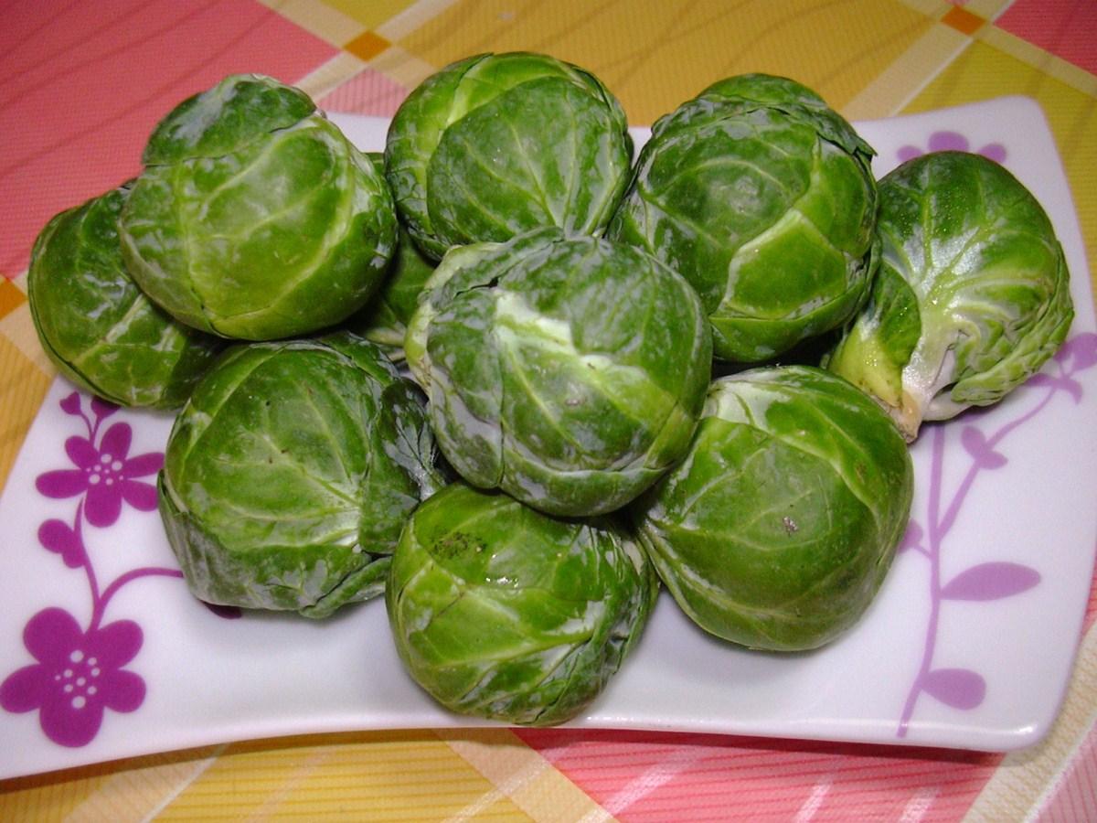 Cavolini di bruxelles al gorgonzola