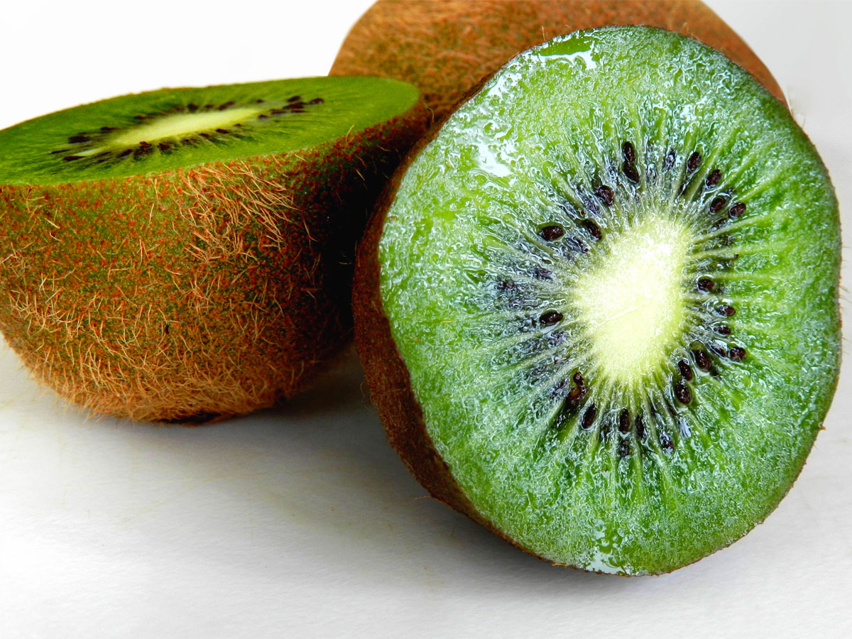 Kiwi sorbet (2)