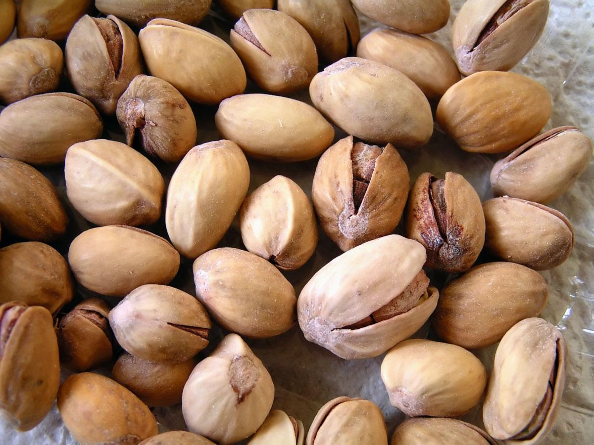 Salsa al pistacchio
