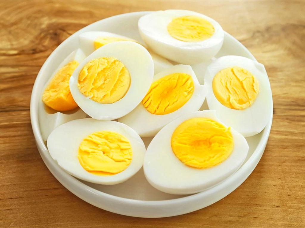 Ricette con Tuorli d'uovo sodo passati al setaccio