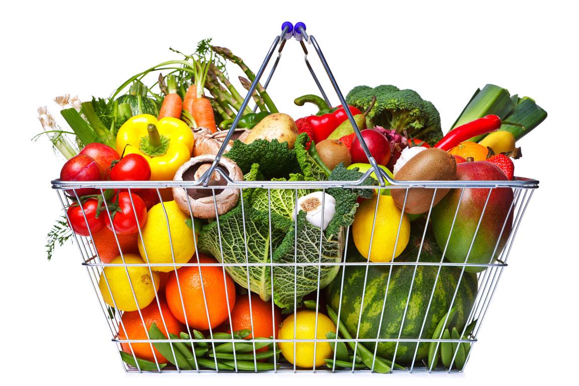 I mesi della frutta e della verdura (tabella)