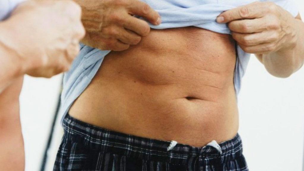 come ridurre la pancia grassa di uomini