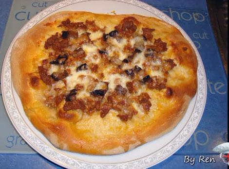 Pizza - video ricetta