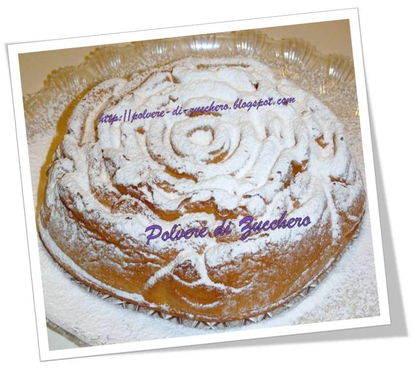 Torta biscuit de savoie