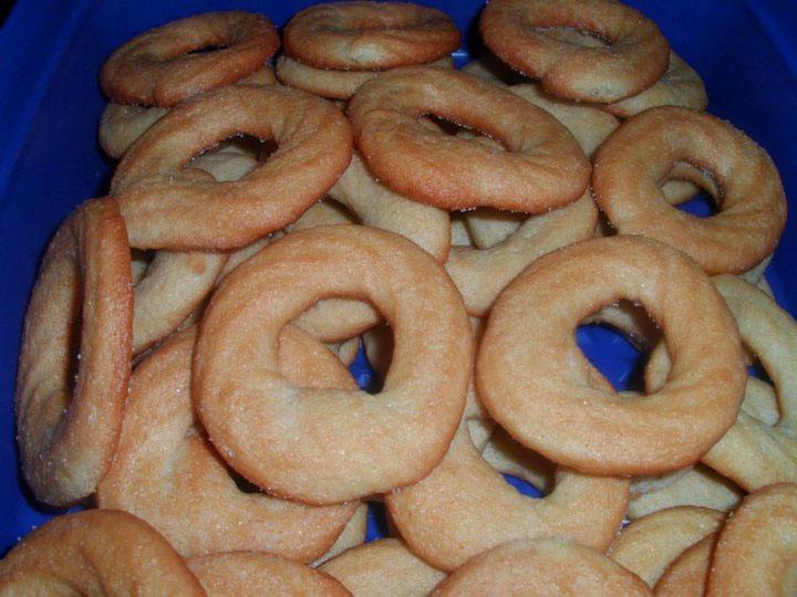 Biscotti alla panna senza lattosio