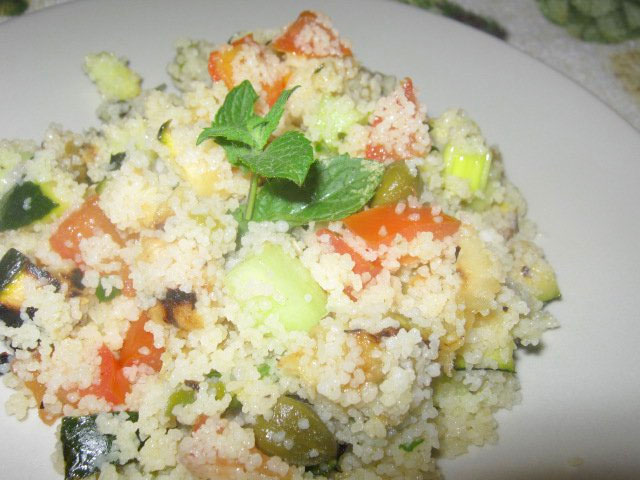 Cous cous vegetariano ricetta for Cucinare vegetariano