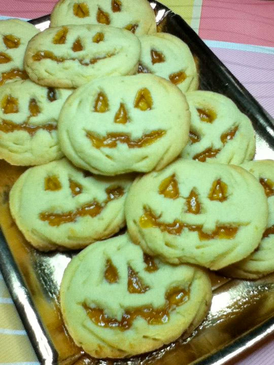 Zuccotti di halloween