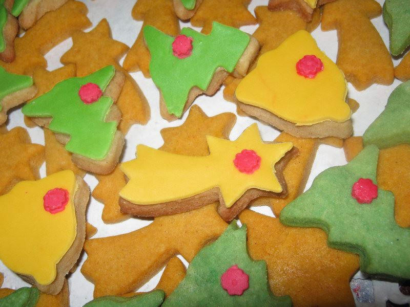 Biscotti di frolla alla cannella