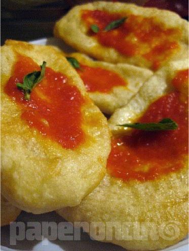 Pizzefritte