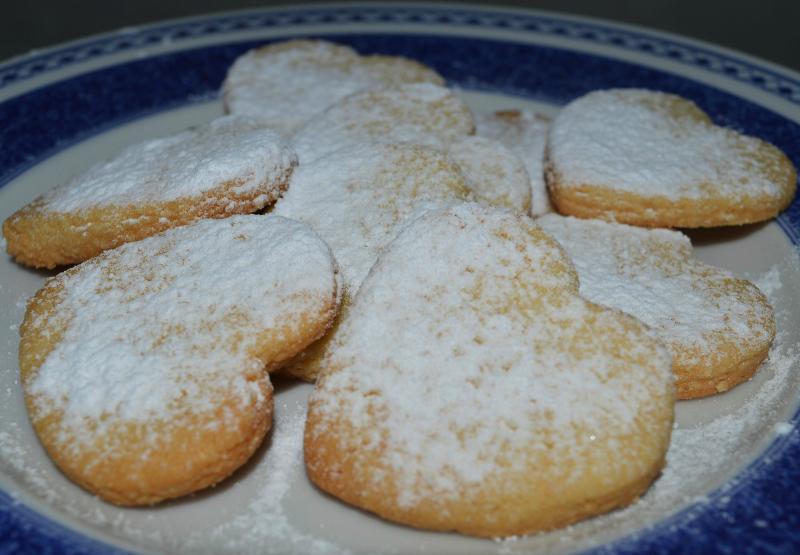 Biscottini con le mandorle