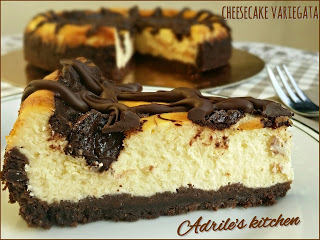Cheesecake variegata