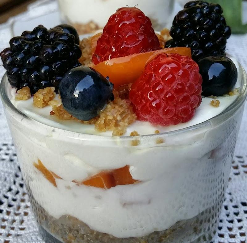 Cheesecake fruttate