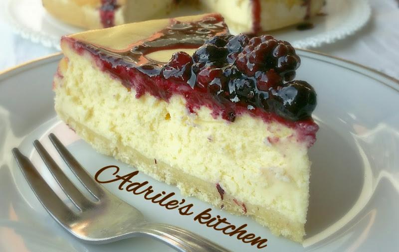 Cheesecake alla tedesca