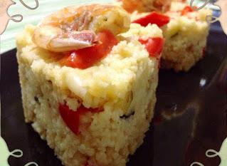 Cous cous gamberi e verdure ricetta for Cucinare cous cous