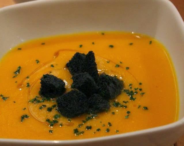 Crema con zucca carote e zenzero ricetta for Cucinare zenzero