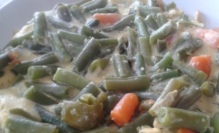 Frittata fagiolini e salmone ricetta - Cucinare i fagiolini ...