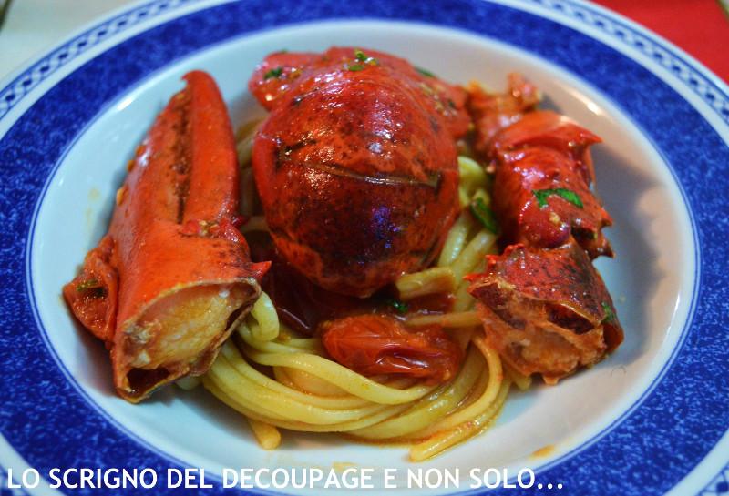 Linguine Con Astice Ricetta