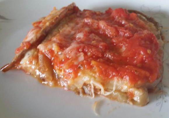 Melanzale tradizionali alla parmigiana