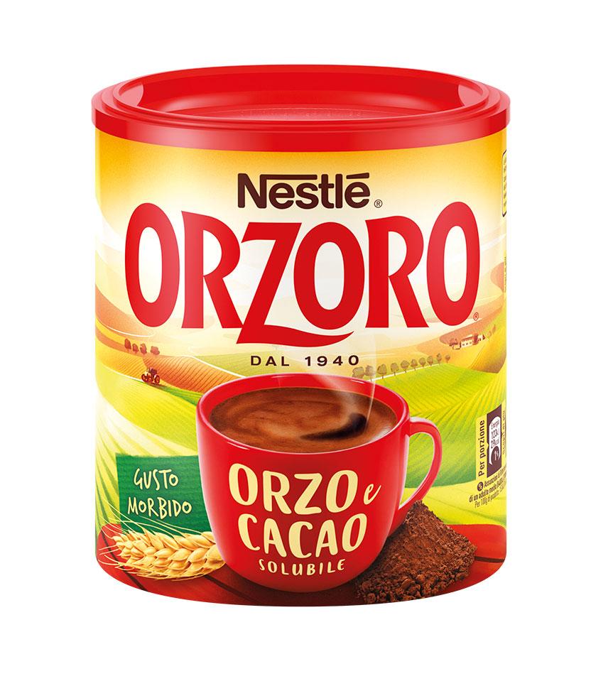 Orzoro Orzo e Cacao