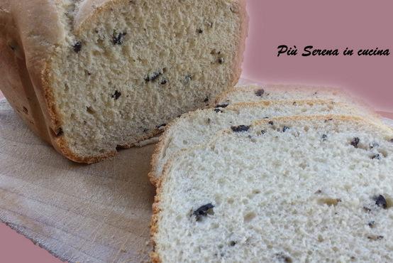 Pane con le olive