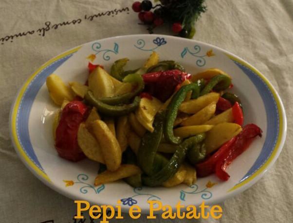 Pepi con patate