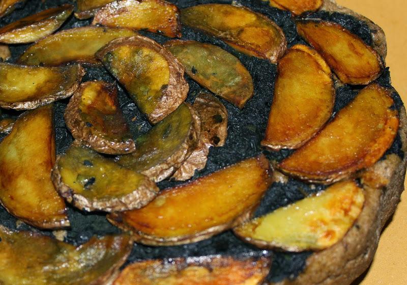 Pizza con ortica e patate ricetta for Cucinare ortica