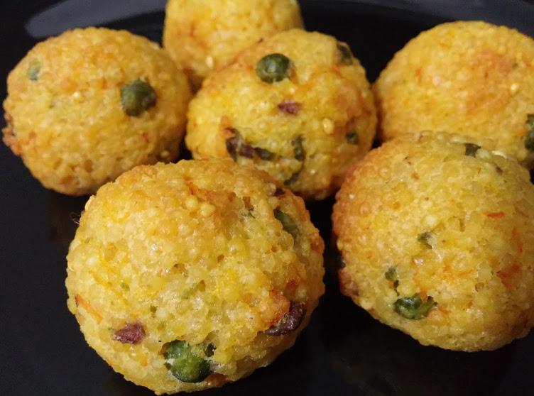 Polpette con miglio e verdure ricetta for Cucinare miglio