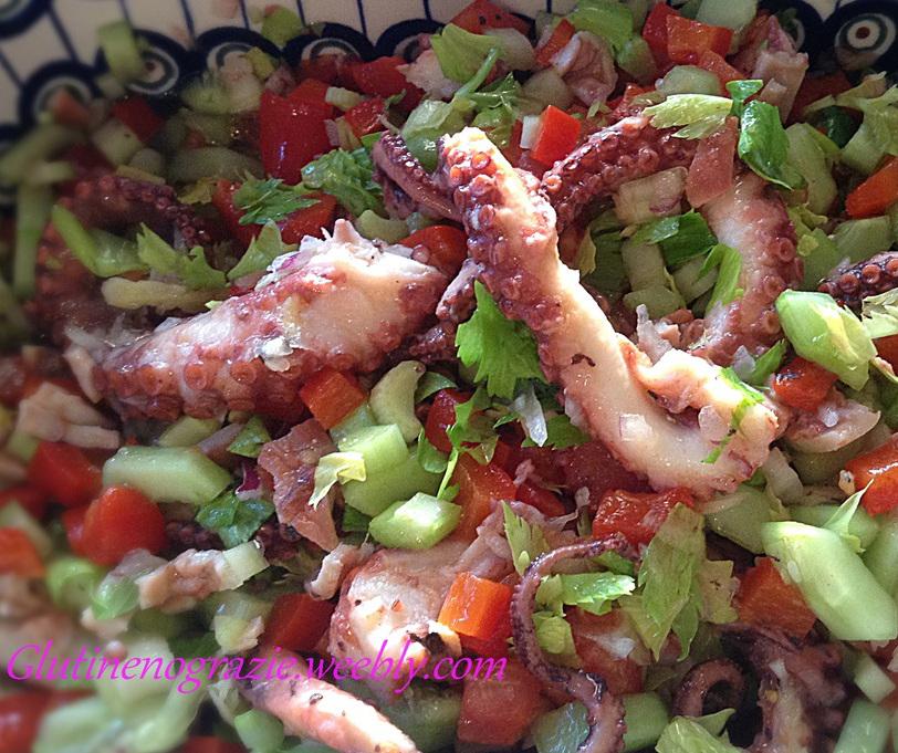 Polpo profumato allo zenzero ricetta for Cucinare zenzero
