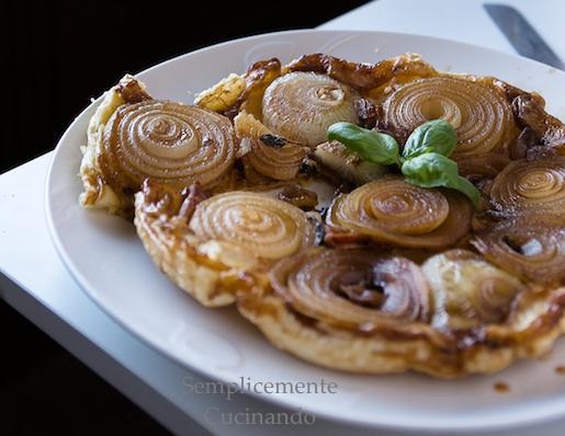 Sfoglia con cipolle bianche speck e zenzero ricetta for Cucinare zenzero