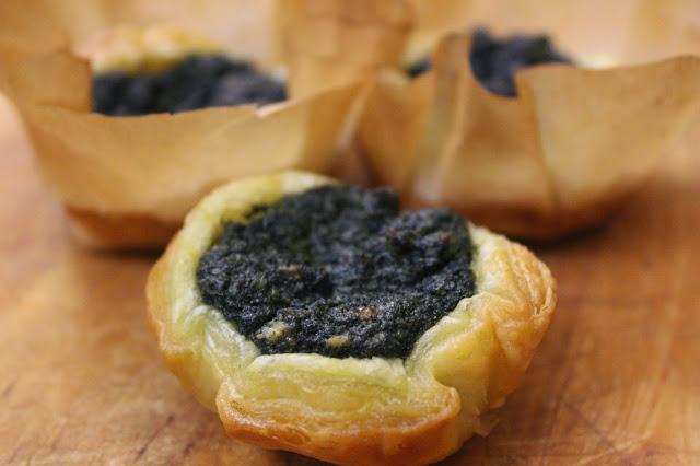 Tortini di ortica e pecorino ricetta for Cucinare ortica