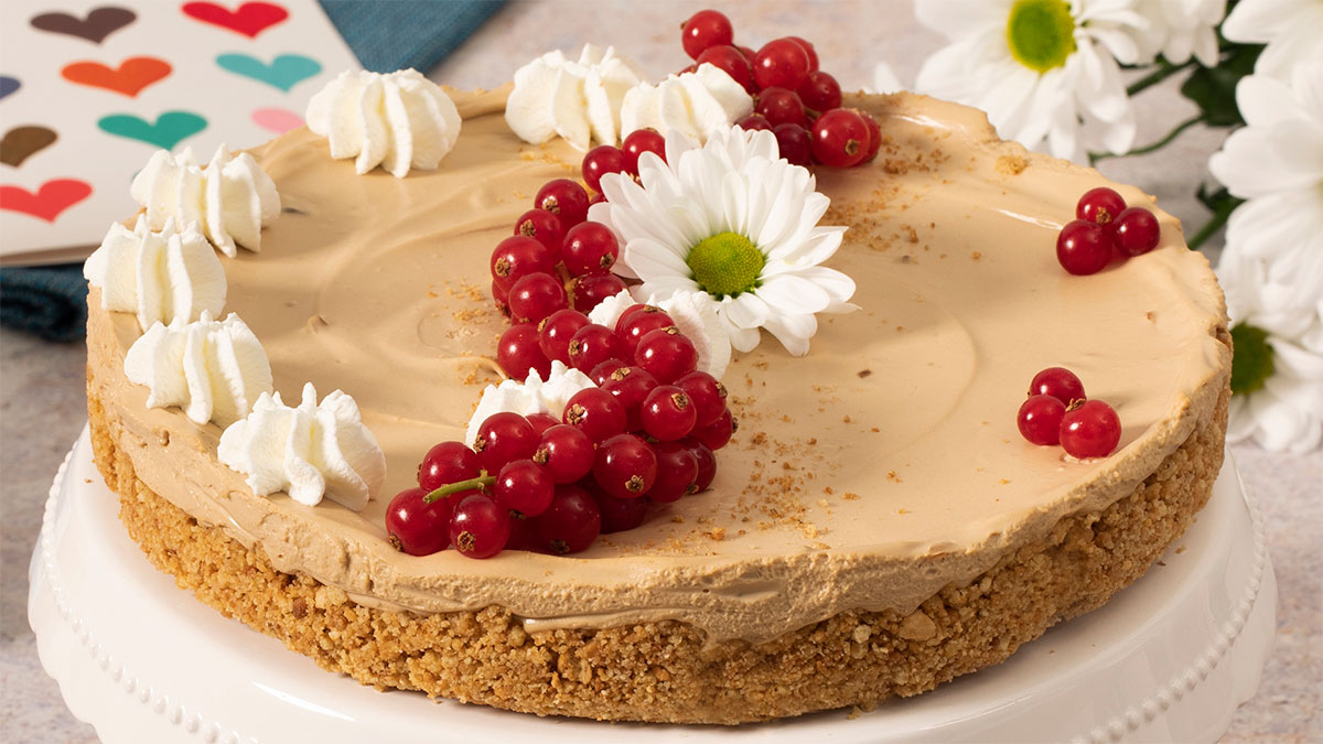 Cheesecake per la festa della mamma