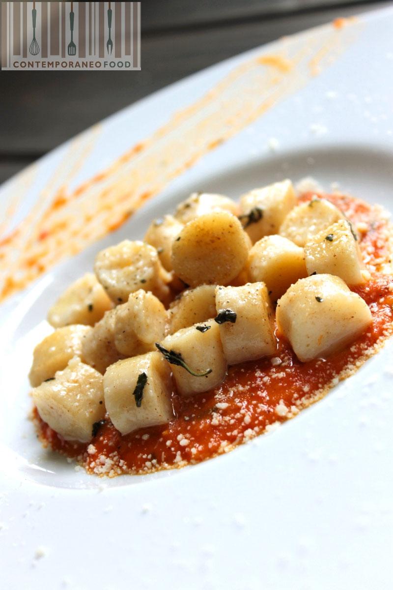 Ricetta Gnocchi Con Ricotta Salata.Gnocchi Di Ricotta Di Pecora Ricetta