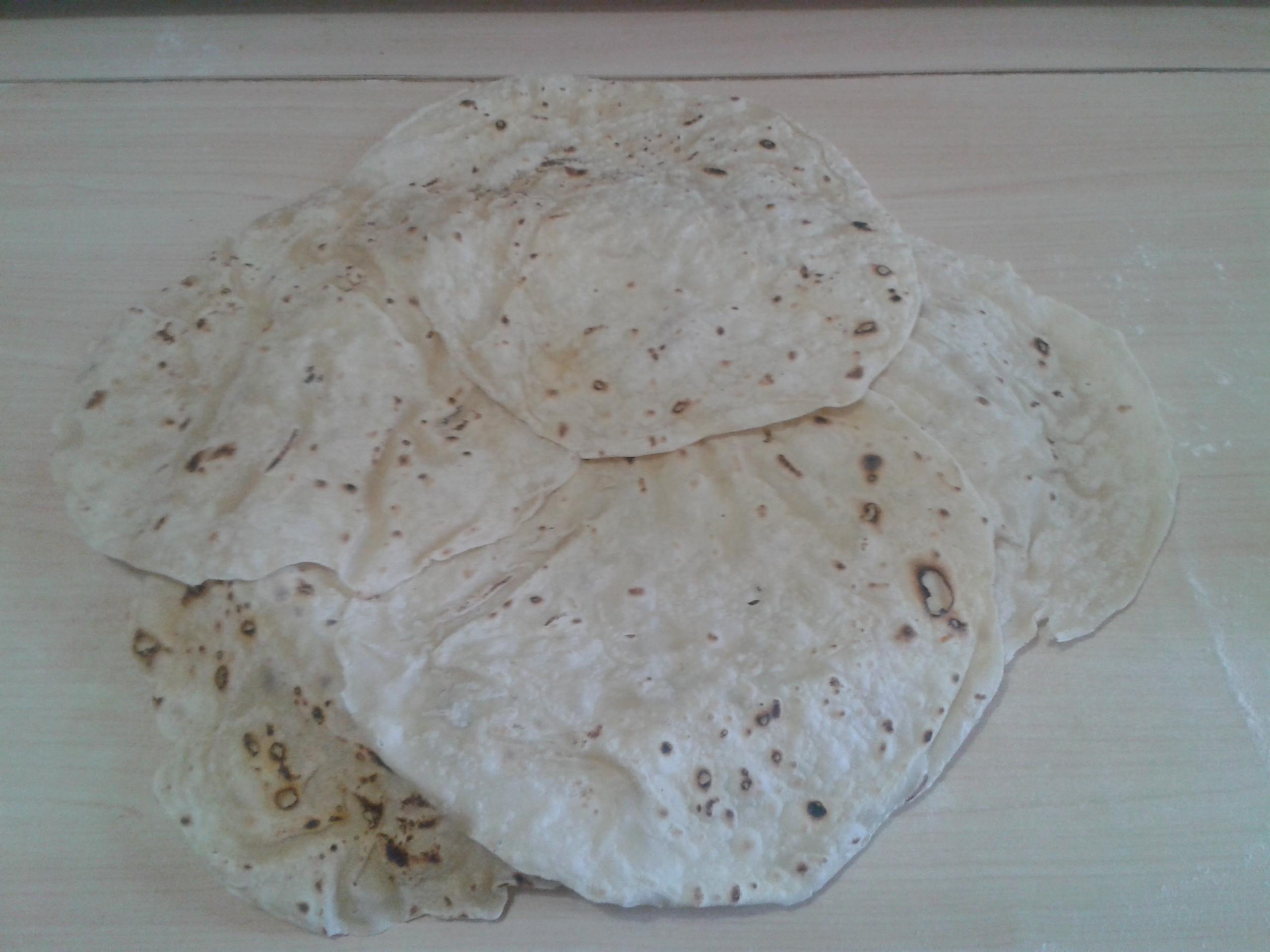 Pane del Medio Oriente