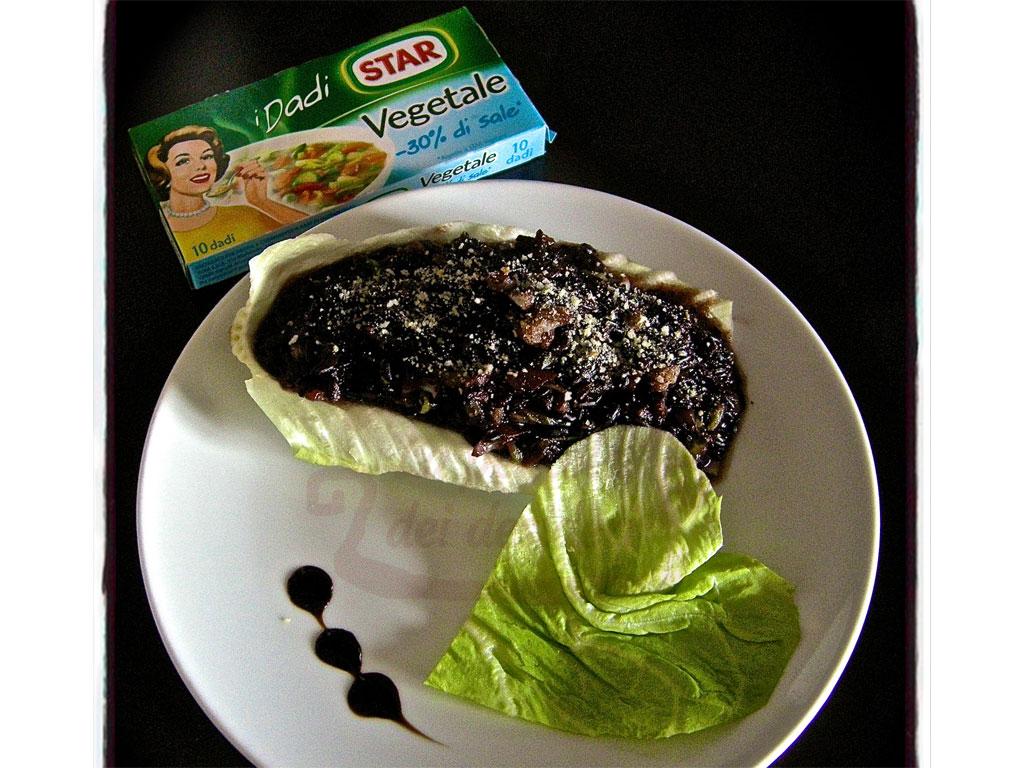 Riso venere con verdure al balsamico ricetta for Cucinare riso venere